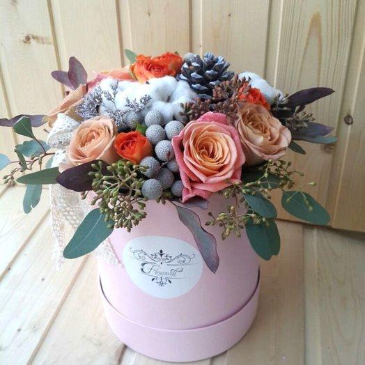 Вместо тысячи слов: букеты цветов на заказ Flowwow