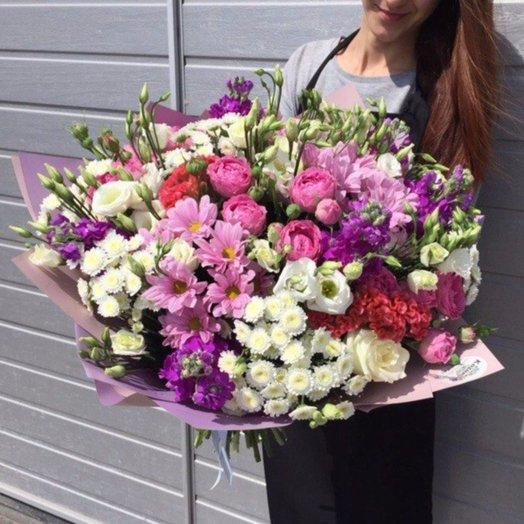 Мисс ориджинал: букеты цветов на заказ Flowwow
