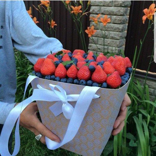 Витаминный микс: букеты цветов на заказ Flowwow