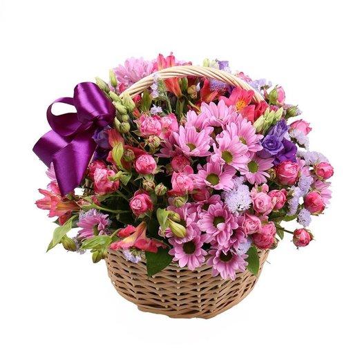 Букет  132 Клиппс: букеты цветов на заказ Flowwow
