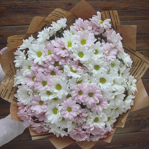 Сборный букет 2: букеты цветов на заказ Flowwow