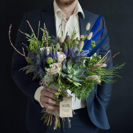 Охотник: букеты цветов на заказ Flowwow
