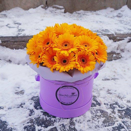 Долина солнца: букеты цветов на заказ Flowwow
