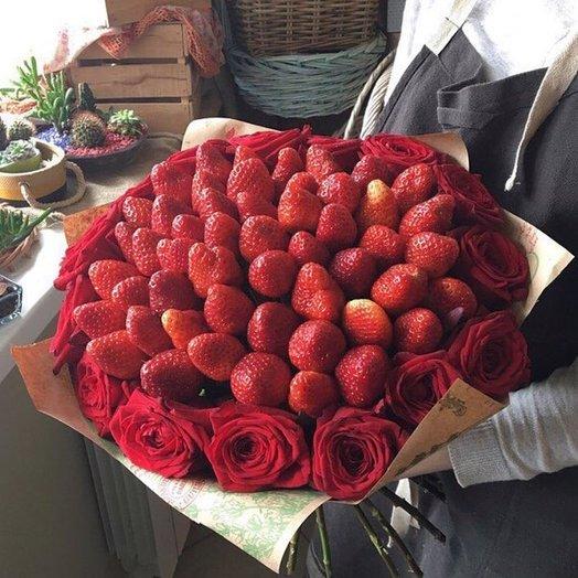 Букет Милашка: букеты цветов на заказ Flowwow