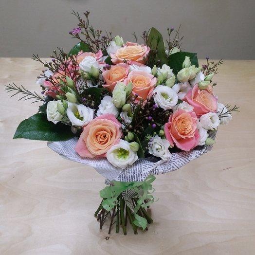 Летнее настроение : букеты цветов на заказ Flowwow
