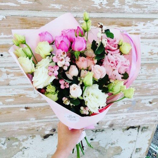 Ты нежность: букеты цветов на заказ Flowwow