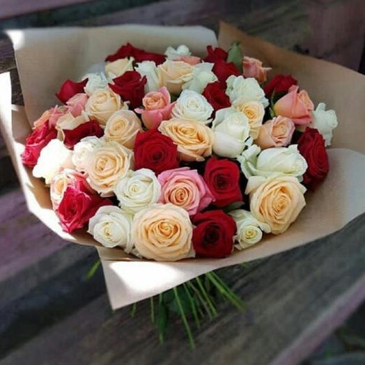 Букет желаний: букеты цветов на заказ Flowwow