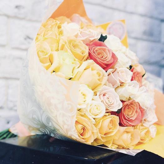 «Molly»: букеты цветов на заказ Flowwow