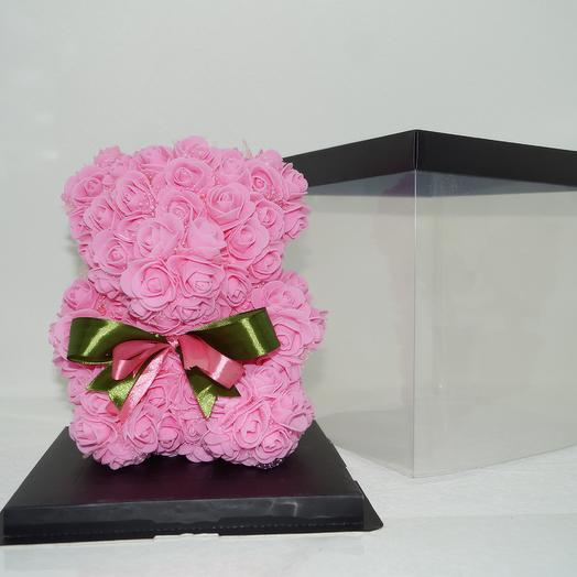 Фоамирановые мишки: букеты цветов на заказ Flowwow