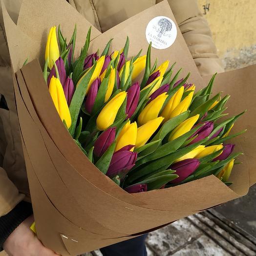Сеньора: букеты цветов на заказ Flowwow