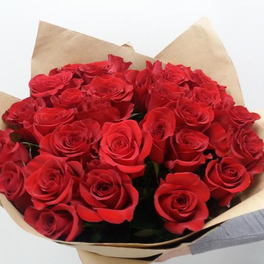 Букет_94: букеты цветов на заказ Flowwow