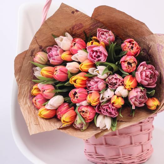 Тюльпаны Голландия MIX Premium