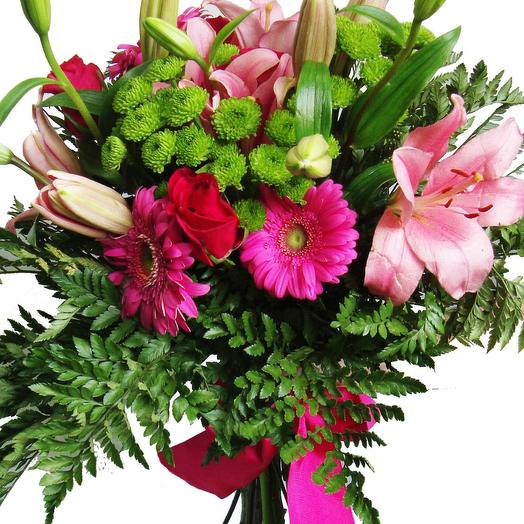 """Букет """"Мартина"""": букеты цветов на заказ Flowwow"""