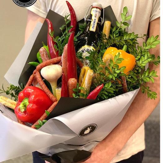 Мужская радость: букеты цветов на заказ Flowwow