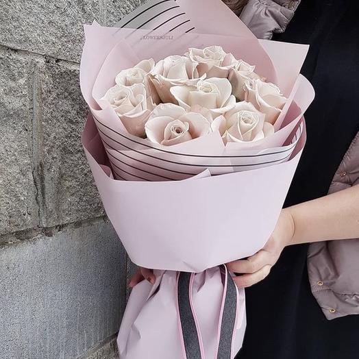 Букет « Баунти»: букеты цветов на заказ Flowwow