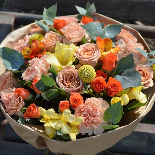 Сахара: букеты цветов на заказ Flowwow