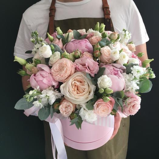 Нежность.! с медовым ароматом: букеты цветов на заказ Flowwow