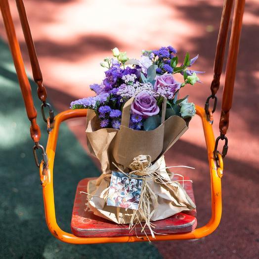 С 1 сентября: букеты цветов на заказ Flowwow