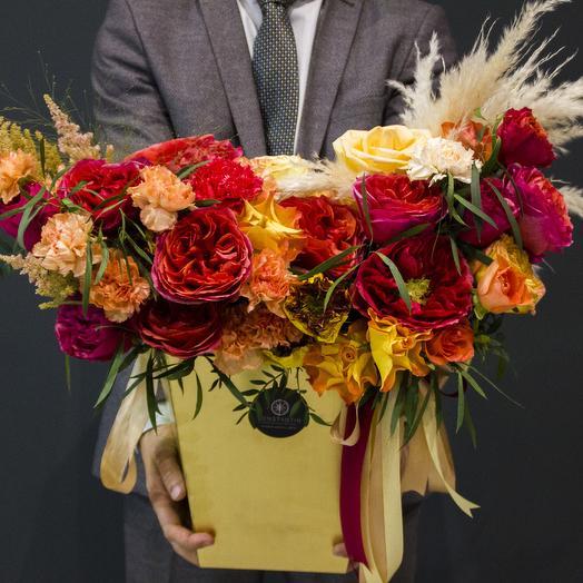 Delux: букеты цветов на заказ Flowwow