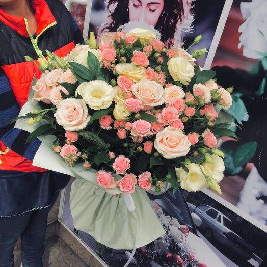 Букет «Дежавю»: букеты цветов на заказ Flowwow