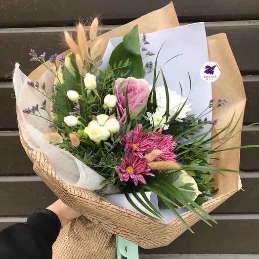 Лесной: букеты цветов на заказ Flowwow