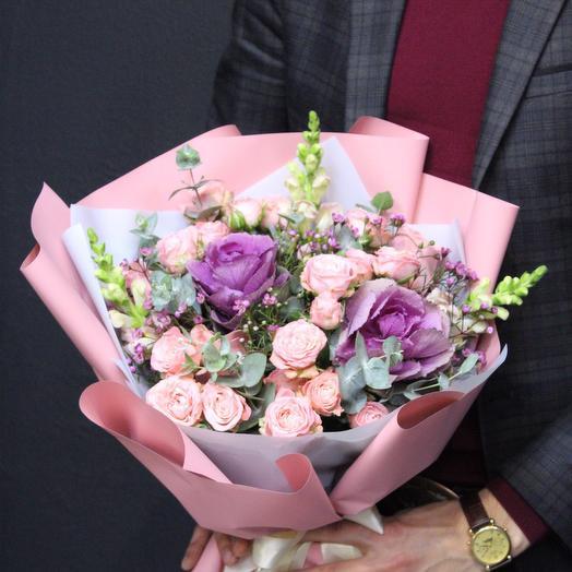 Букет «Palermo»: букеты цветов на заказ Flowwow