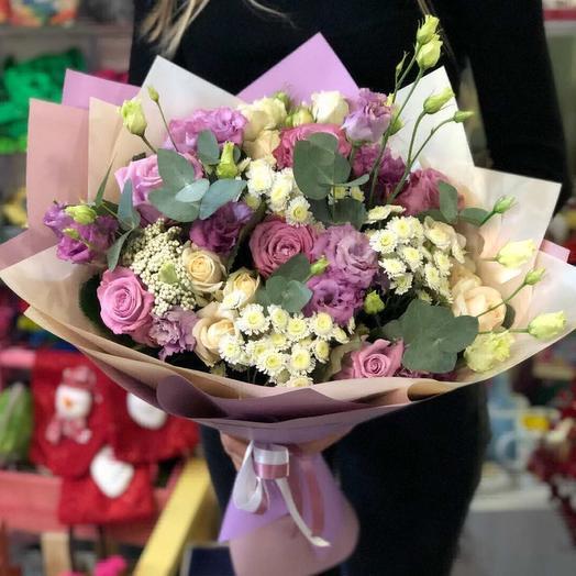Помпея: букеты цветов на заказ Flowwow