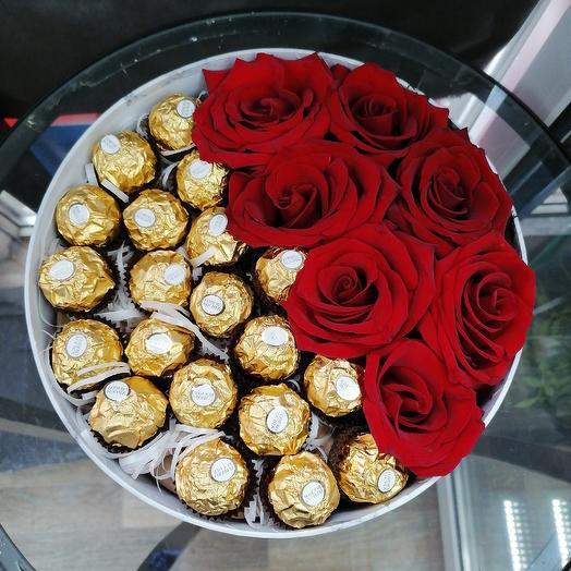 ❣️❣️Ferrero ❣️❣️: букеты цветов на заказ Flowwow