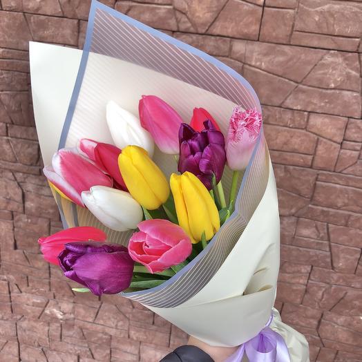 15 Tulip mix
