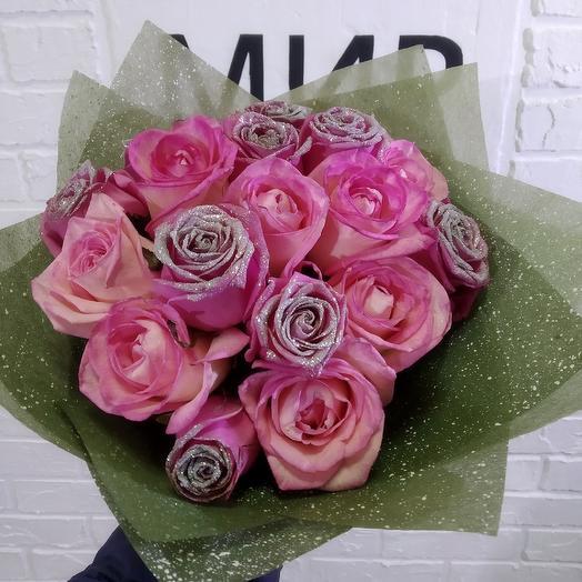 """Северное сияние"": букеты цветов на заказ Flowwow"