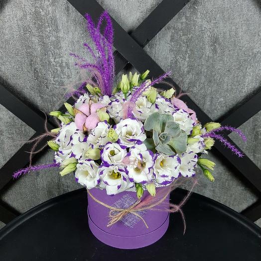 Сиреневый ветерок: букеты цветов на заказ Flowwow