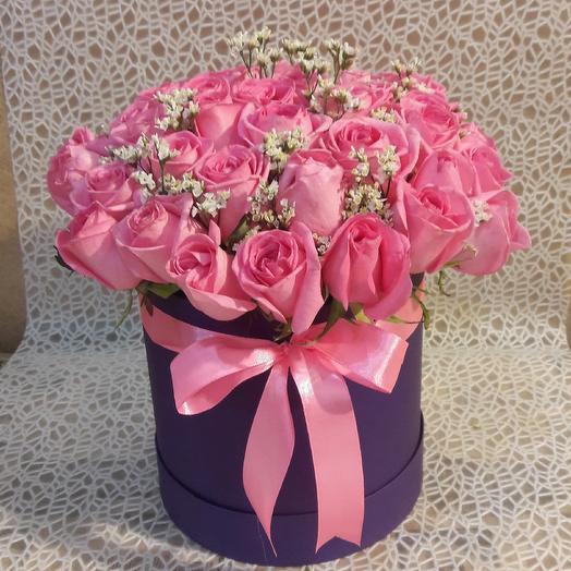 Розочка: букеты цветов на заказ Flowwow