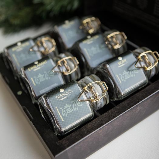Tea in bugels (6 flavors) EGOIST 120g