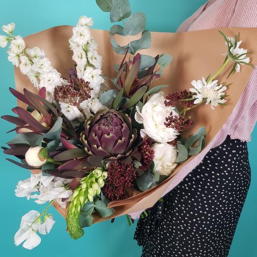 Эсмеральда: букеты цветов на заказ Flowwow