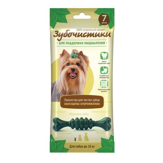 Деревенские лакомства зубочистики для средних пород собак 70 г