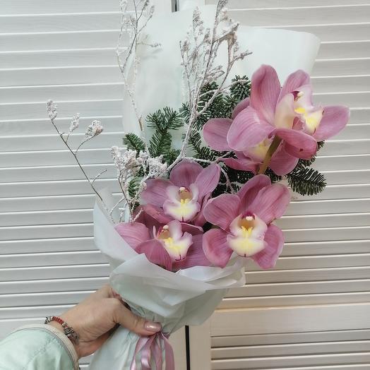 Веточка орхидеи 🥰