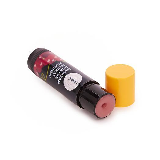 Натуральный бальзам для губ «Красный мускат»