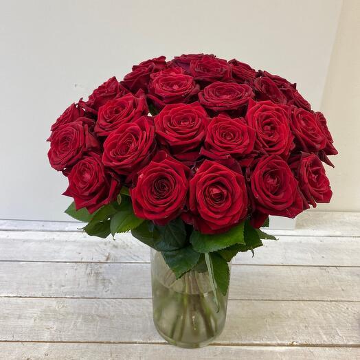 Букет 29 роз