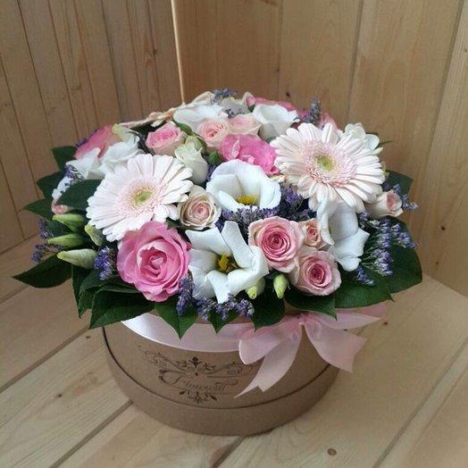 Надежда 3: букеты цветов на заказ Flowwow