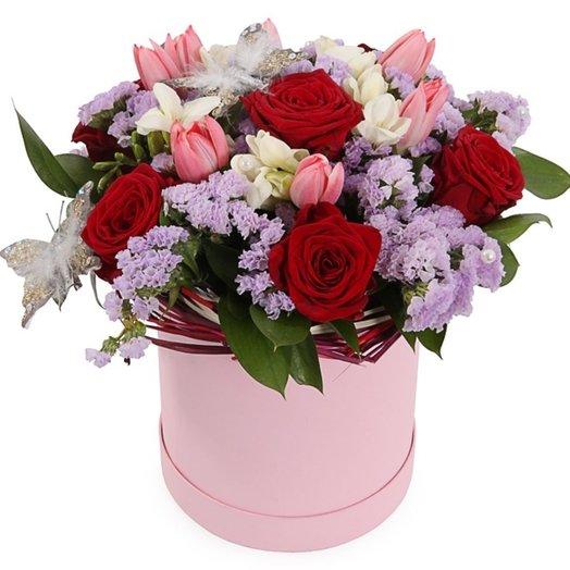 Букет № 68 Меттью: букеты цветов на заказ Flowwow