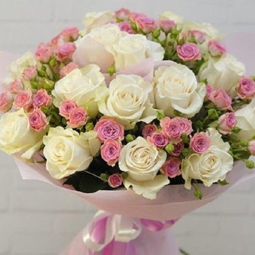 "Bouquet ""Tender morning"""