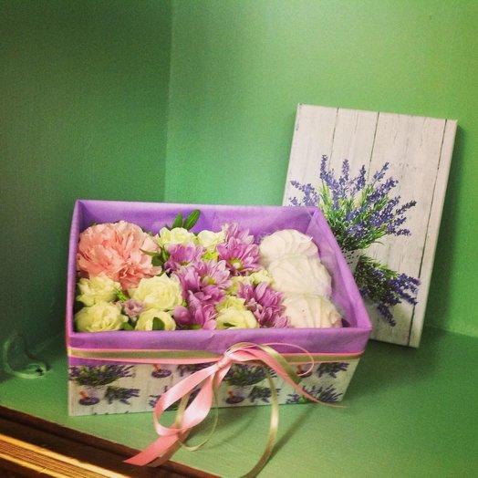 Утренняя сладость: букеты цветов на заказ Flowwow