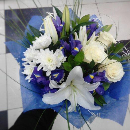 Made by Жасмин 11: букеты цветов на заказ Flowwow