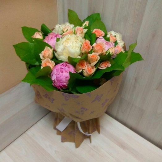 """Букет """" Чудо"""": букеты цветов на заказ Flowwow"""