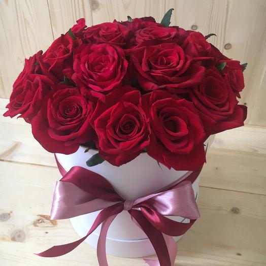 Стильная штучка: букеты цветов на заказ Flowwow