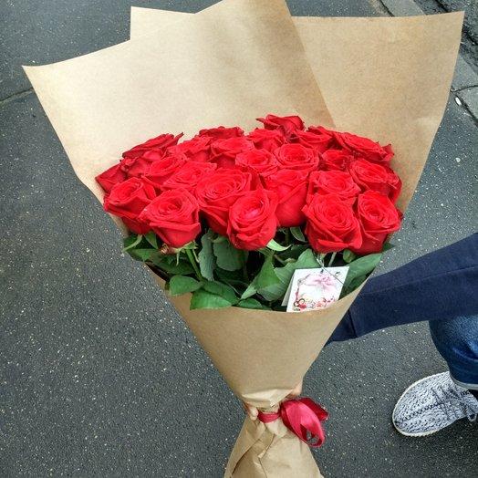 Вдвойне красиво: букеты цветов на заказ Flowwow