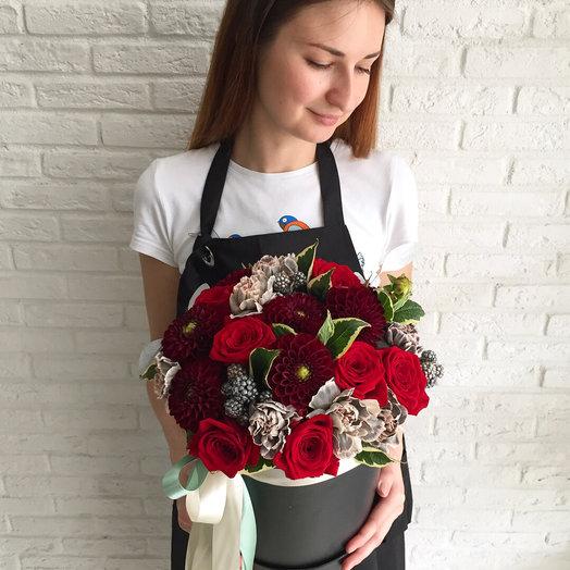Сильные чувства : букеты цветов на заказ Flowwow