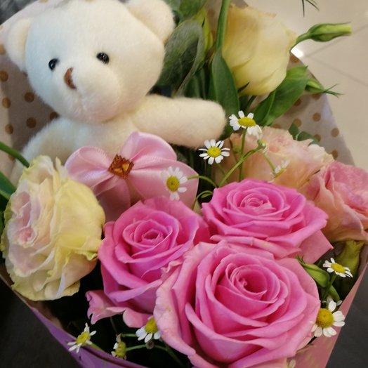 Для юной леди: букеты цветов на заказ Flowwow