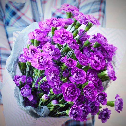Гвоздички кустовые: букеты цветов на заказ Flowwow