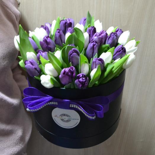 Ночной Токио: букеты цветов на заказ Flowwow